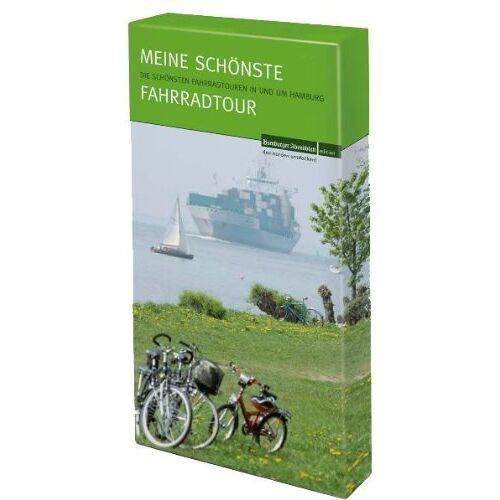 Hamburger Abendblatt - Meine schönste Fahrradtour: Die schönsten Fahrradtouren in und um Hamburg - 10 farbige Karten - Preis vom 22.10.2021 04:53:19 h