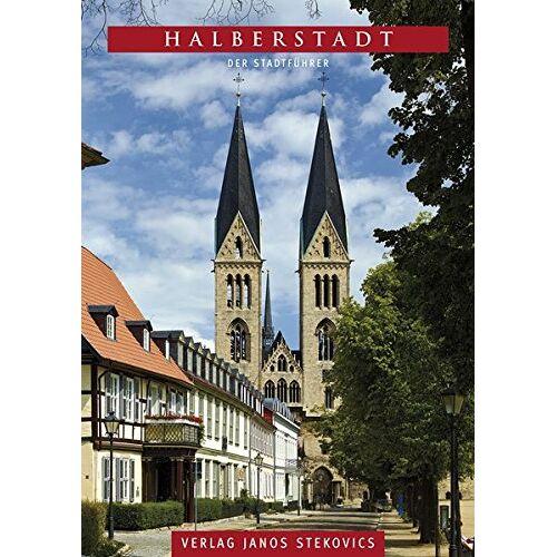 Miriam Gepp-Labusiak - Halberstadt - Der Stadtführer (STEKO-Stadtführer) - Preis vom 23.10.2021 04:56:07 h
