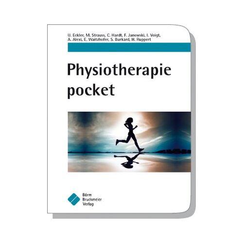 U. Eckler - Physiotherapie pocket - Preis vom 20.06.2021 04:47:58 h
