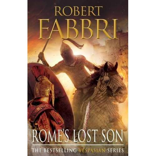 Robert Fabbri - Vespasian 06. Rome's Lost Son - Preis vom 09.06.2021 04:47:15 h
