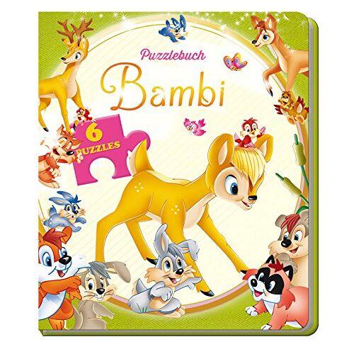 Edition Trötsch - Puzzlebuch Bambi - Preis vom 13.09.2021 05:00:26 h