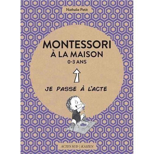 - Montessori à la maison 0-3 ans - Preis vom 20.06.2021 04:47:58 h