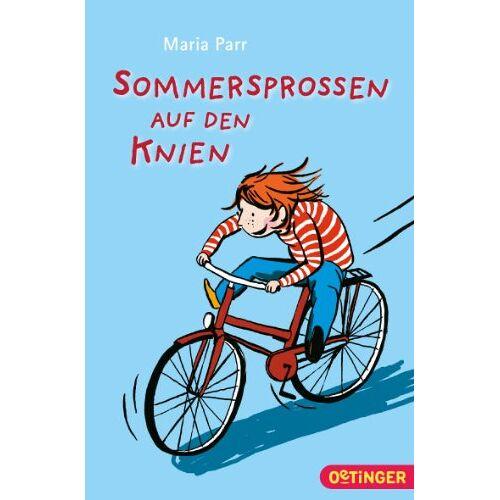 Maria Parr - Sommersprossen auf den Knien - Preis vom 22.06.2021 04:48:15 h