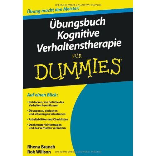 Parsloe - Übungsbuch Kognitive Verhaltenstherapie für Dummies (Fur Dummies) - Preis vom 19.06.2021 04:48:54 h