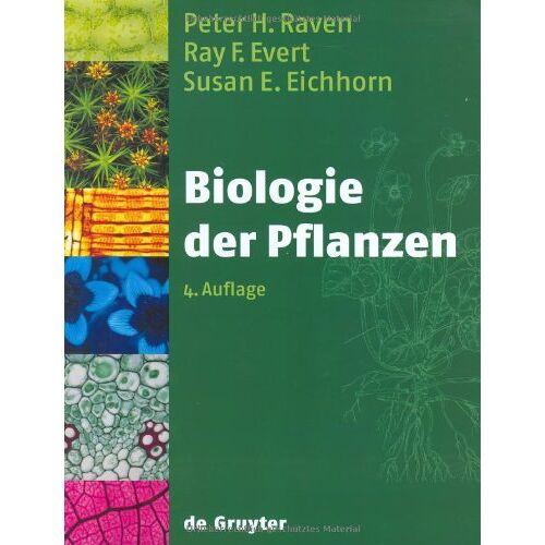 Raven, Peter H. - Biologie der Pflanzen: 4 - Preis vom 17.05.2021 04:44:08 h