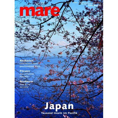 Gelpke, Nikolaus K. - mare - Die Zeitschrift der Meere: mare, Die Zeitschrift der Meere, Nr.58 : Japan: No 58 - Preis vom 15.06.2021 04:47:52 h
