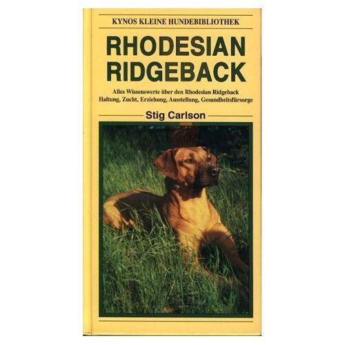Carlson, Stig G. - Rhodesian Ridgeback - Preis vom 15.06.2021 04:47:52 h