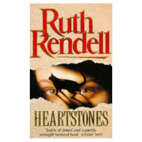 Ruth Rendell - HEARTSTONES (Arena Novella) - Preis vom 13.09.2021 05:00:26 h