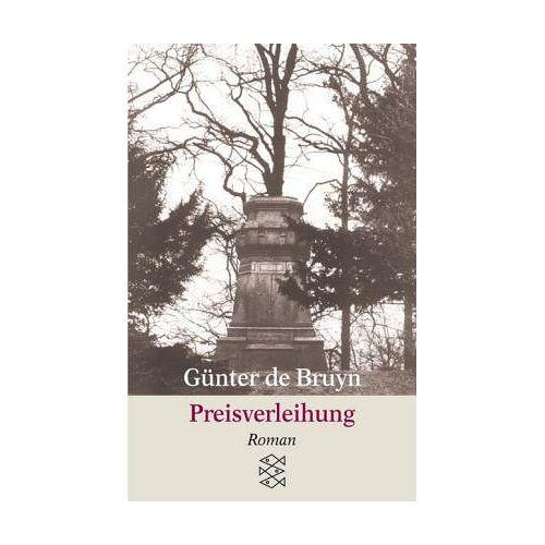 Bruyn, Günter de - Preisverleihung: Roman - Preis vom 09.06.2021 04:47:15 h