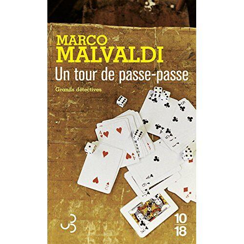 Marco Malvadi - Un tour de passe-passe - Preis vom 22.06.2021 04:48:15 h