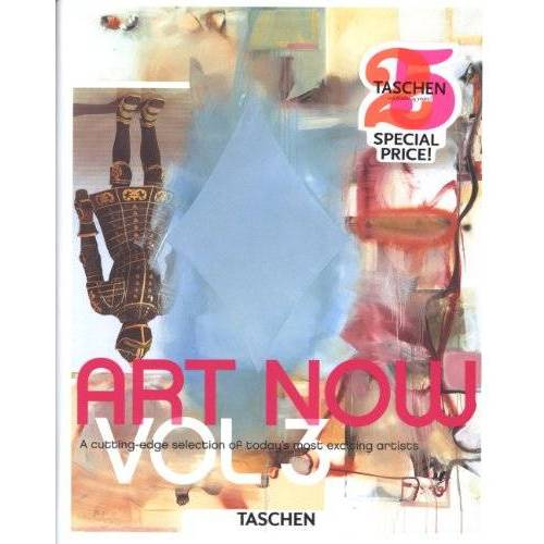 Holzwarth, Hans Werner - Art Now! 03: 25 Years - Preis vom 21.06.2021 04:48:19 h