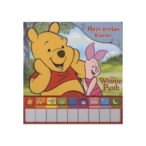 Disney Winnie Puuh, Mein erstes Klavier - Preis vom 22.06.2021 04:48:15 h