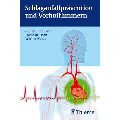 Günter Breithardt - Schlaganfallprävention und Vorhofflimmern - Preis vom 19.06.2021 04:48:54 h