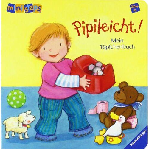 Regina Schwarz - ministeps® Bücher: Pipileicht! Mein Töpfchenbuch: Ab 24 Monaten - Preis vom 08.09.2021 04:53:49 h