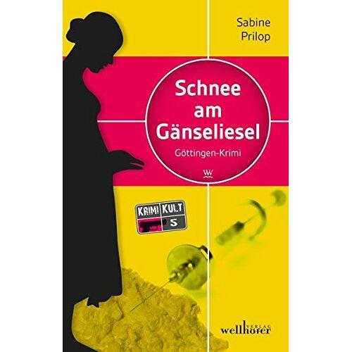 Sabine Prilop - Schnee am Gänseliesel - Preis vom 17.06.2021 04:48:08 h
