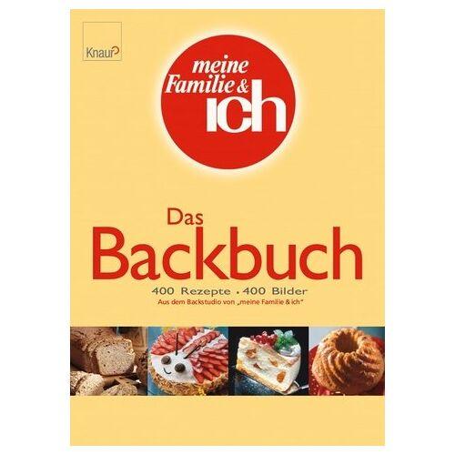 - Meine Familie & ich - Das Backbuch - Preis vom 29.07.2021 04:48:49 h