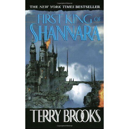 Terry Brooks - First King of Shannara (The Sword of Shannara) - Preis vom 20.06.2021 04:47:58 h