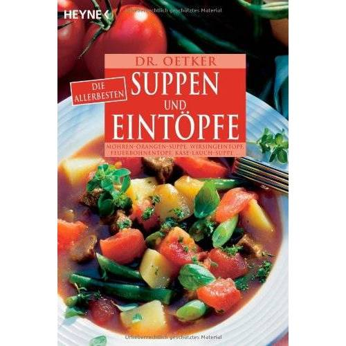 Dr. Oetker - Suppen und Eintöpfe - Preis vom 25.07.2021 04:48:18 h