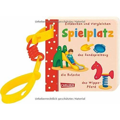 Julia Hofmann - Buggy-Bücher: Entdecken und Vergleichen Spielplatz - Preis vom 15.06.2021 04:47:52 h