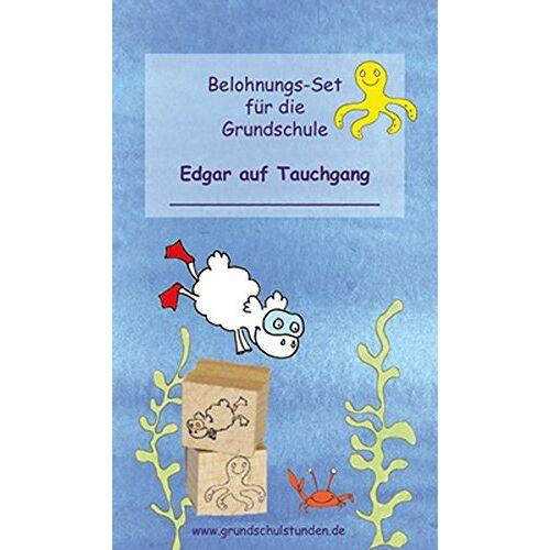 Grundschulstunden Verlag - Belohnungs-Set 2 für die Grundschule - Edgar auf Tauchgang - Preis vom 19.06.2021 04:48:54 h