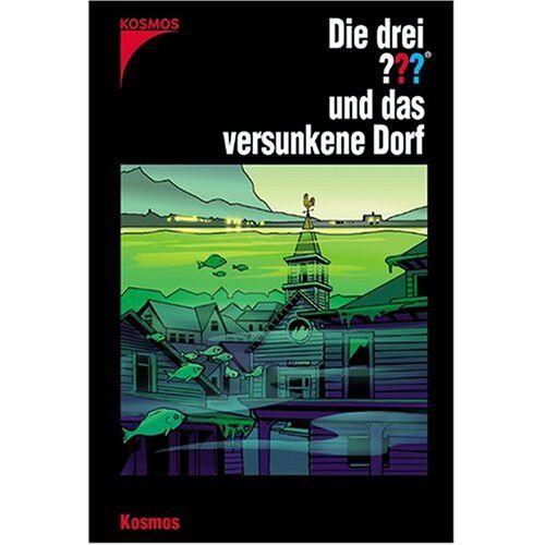 André Marx - Die drei Fragezeichen, Bd.136 : Die drei Fragezeichen und das versunkene Dorf - Preis vom 11.06.2021 04:46:58 h