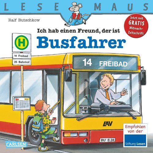 - LESEMAUS, Band 19: Ich hab einen Freund, der ist Busfahrer - Preis vom 15.06.2021 04:47:52 h