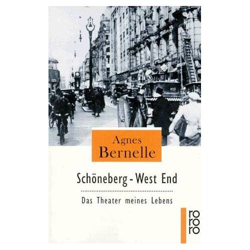 Agnes Bernelle - Schöneberg - West End - Preis vom 13.06.2021 04:45:58 h