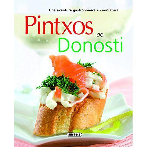 Equipo Susaeta - Pintxos de Donosti (El Rincón Del Paladar) - Preis vom 21.06.2021 04:48:19 h
