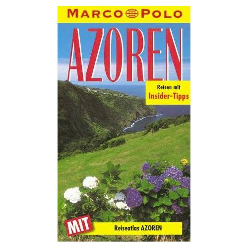Susanne Jaep - Marco Polo, Azoren - Preis vom 21.06.2021 04:48:19 h