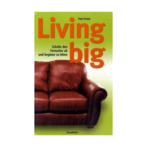 Pam Grout - Living big. Schalte den Fernseher ab und beginne zu leben - Preis vom 17.05.2021 04:44:08 h