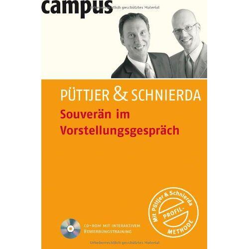 Christian Püttjer - Souverän im Vorstellungsgespräch - Preis vom 16.05.2021 04:43:40 h