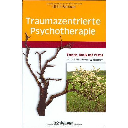 Ulrich Sachsse - Traumazentrierte Psychotherapie: Theorie, Klinik und Praxis - Preis vom 19.06.2021 04:48:54 h