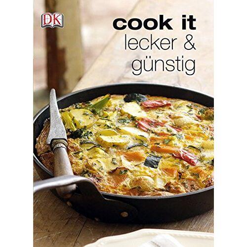 - Lecker & günstig (Cook it) - Preis vom 23.09.2021 04:56:55 h