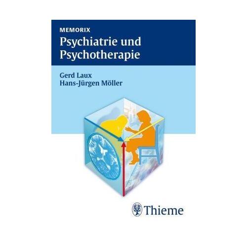 Gerd Laux - Memorix Psychiatrie und Psychotherapie - Preis vom 30.07.2021 04:46:10 h