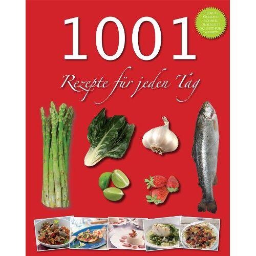 Parragon - 1001 Rezeptideen: Rezepte für jeden Tag - Preis vom 11.06.2021 04:46:58 h