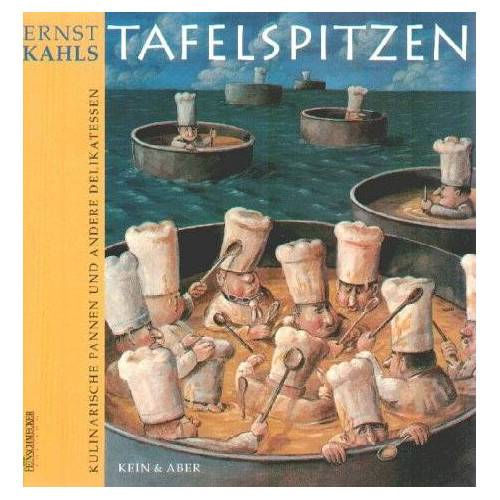 Ernst Kahl - Ernst Kahls Tafelspitzen - Preis vom 19.06.2021 04:48:54 h