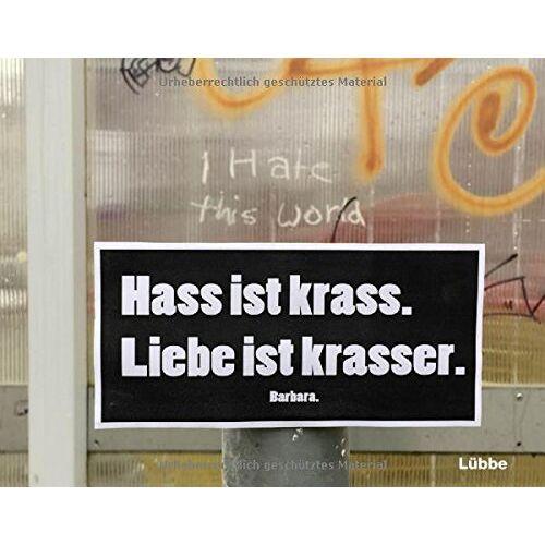 Barbara - Hass ist krass. Liebe ist krasser - Preis vom 11.06.2021 04:46:58 h