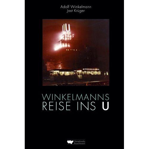 Adolf Winkelmann - Winkelmanns Reise ins U: Roman - Preis vom 13.06.2021 04:45:58 h