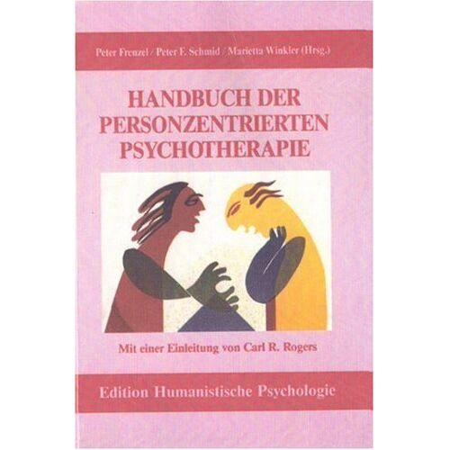 Peter Frenzel - Handbuch der personenzentrierten Psychotherapie - Preis vom 19.06.2021 04:48:54 h