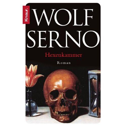 Wolf Serno - Hexenkammer. Roman. - Preis vom 18.06.2021 04:47:54 h