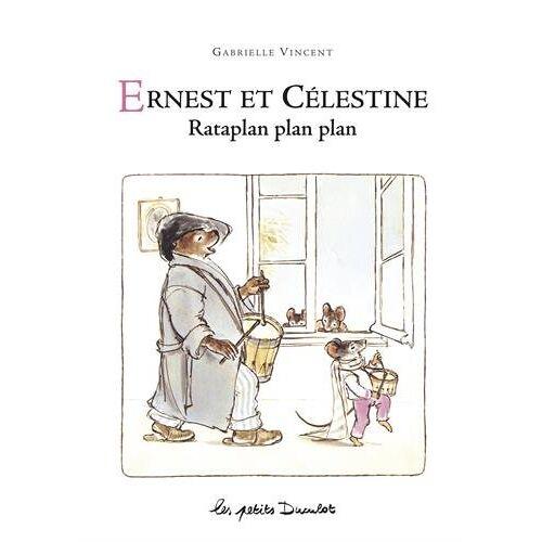 Vincent Ernest ET Celestine: Rataplan Plan - Preis vom 19.06.2021 04:48:54 h