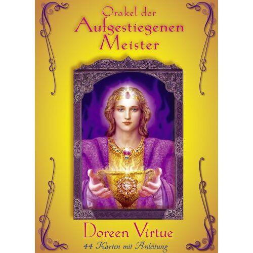 Doreen Virtue - Orakel der Aufgestiegenen Meister - Preis vom 09.06.2021 04:47:15 h