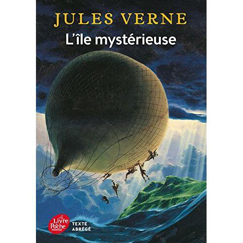 Jules Verne - L'île mystérieuse : Texte abrégé - Preis vom 18.06.2021 04:47:54 h