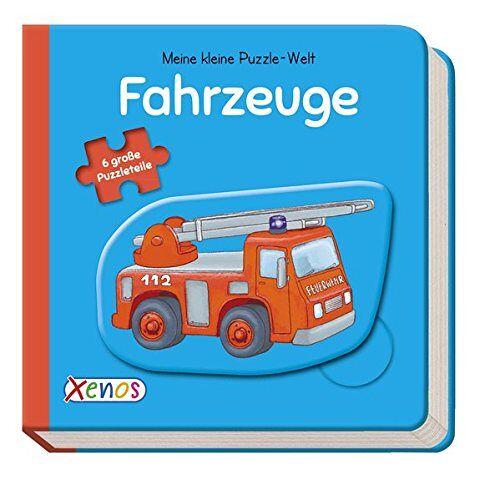 - Meine kleine Puzzle-Welt: Fahrzeuge - Preis vom 18.06.2021 04:47:54 h