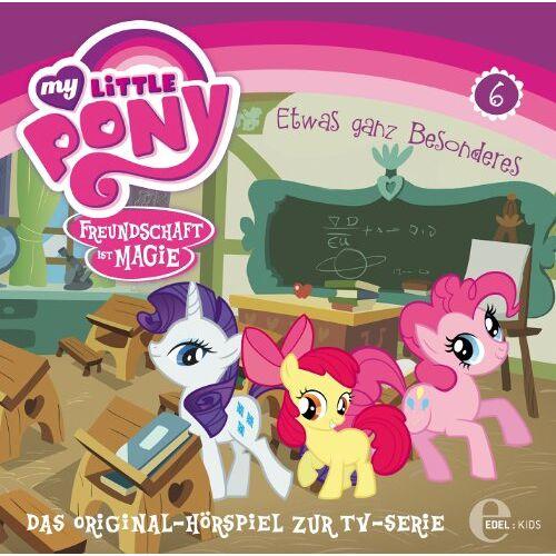 My Little Pony - (6)Hsp TV-Etwas Ganz Besonderes - Preis vom 18.06.2021 04:47:54 h