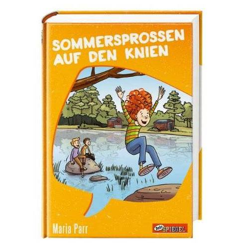 Maria Parr - Sommersprossen auf den Knien (Dein Spiegel-Edition) - Preis vom 22.06.2021 04:48:15 h