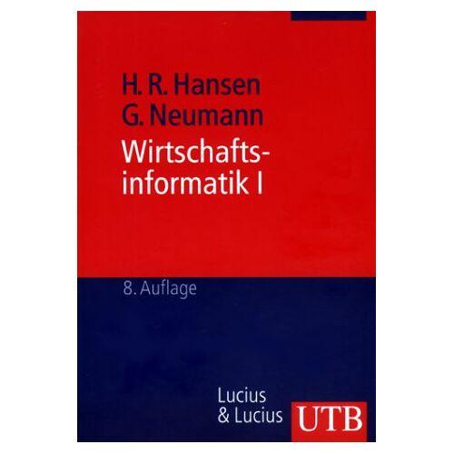 Hansen Wirtschaftsinformatik - Preis vom 18.06.2021 04:47:54 h