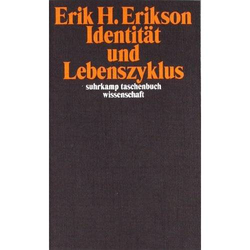 Erikson, Erik H. - Identität und Lebenszyklus: drei Aufsätze - Preis vom 11.06.2021 04:46:58 h