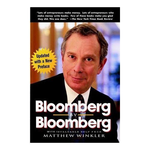 Bloomberg, Michael R. - Bloomberg by Bloomberg - Preis vom 21.06.2021 04:48:19 h