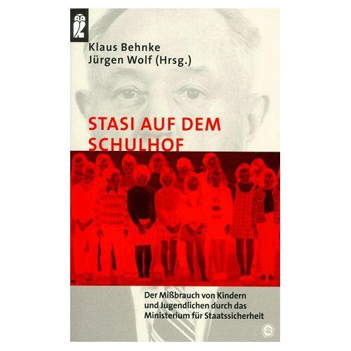 Klaus Behnke - Stasi auf dem Schulhof - Preis vom 22.06.2021 04:48:15 h